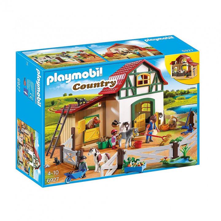 PLAYMOBIL 6927 - Φάρμα των πόνυ
