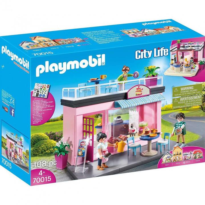 PLAYMOBIL 70015 - My pretty Play-Café