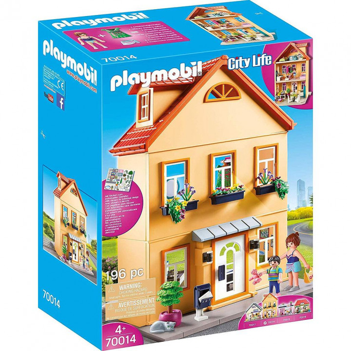 PLAYMOBIL 70014 - My pretty Play-House