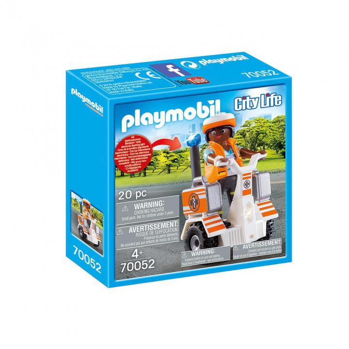 PLAYMOBIL 70052 - Διασώστρια με Self-balance
