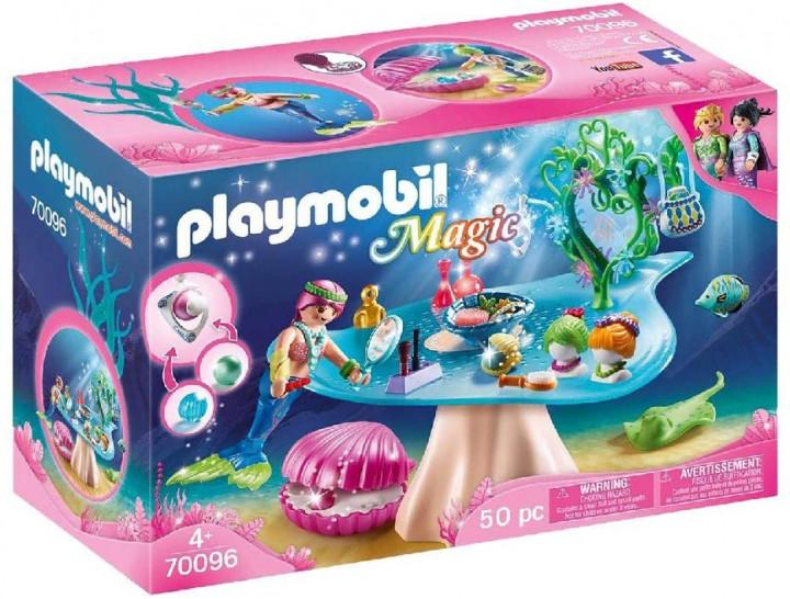 PLAYMOBIL 70096 - Σαλόνι Ομορφιάς με Θήκη Μαργαριταριών