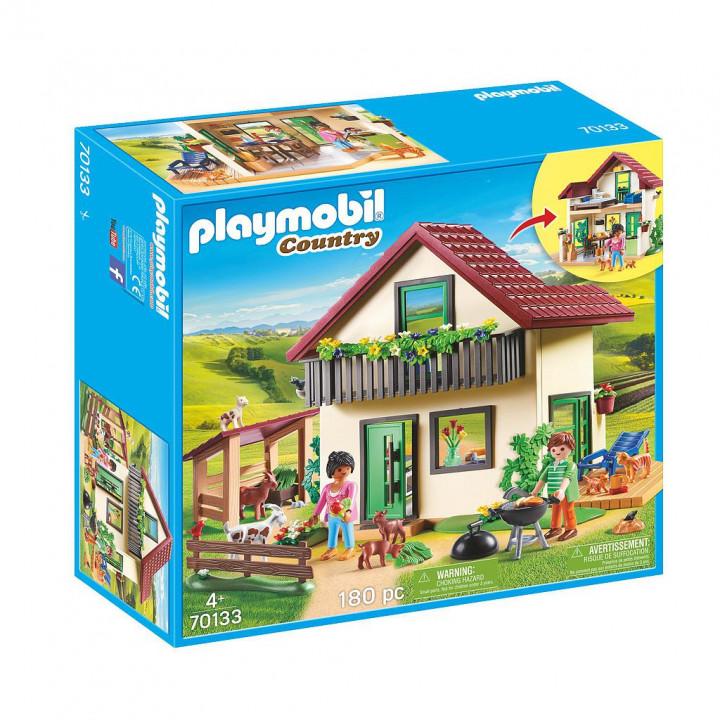 PLAYMOBIL 70133 - Αγροικία με ζωάκια