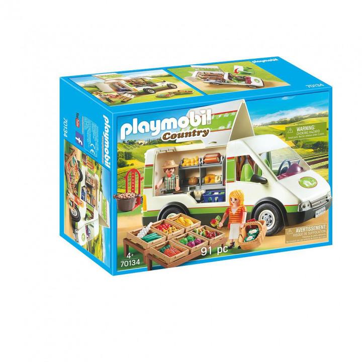 PLAYMOBIL 70134 - Αυτοκινούμενο μανάβικο