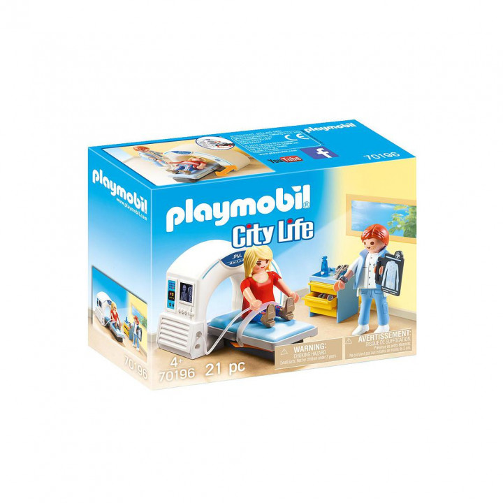 PLAYMOBIL 70196 - Ακτινολογικό Κέντρο