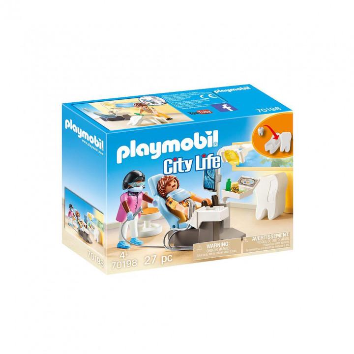 PLAYMOBIL 70198 - Οδοντιατρείο