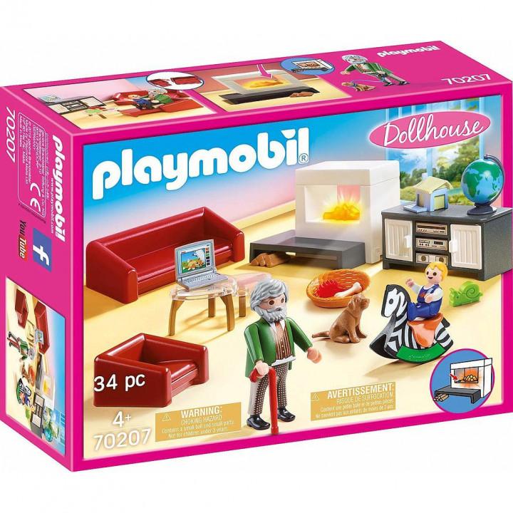 PLAYMOBIL 70207 - Σαλόνι κουκλόσπιτου