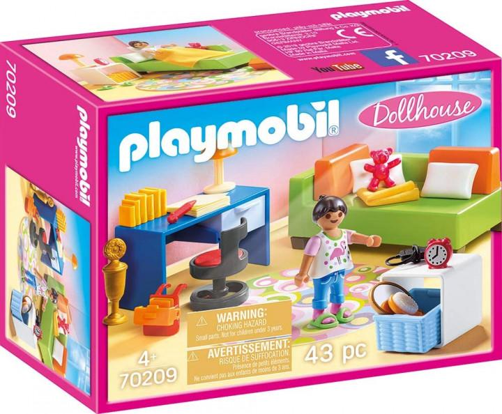 PLAYMOBIL 70209 - Εφηβικό Δωμάτιο