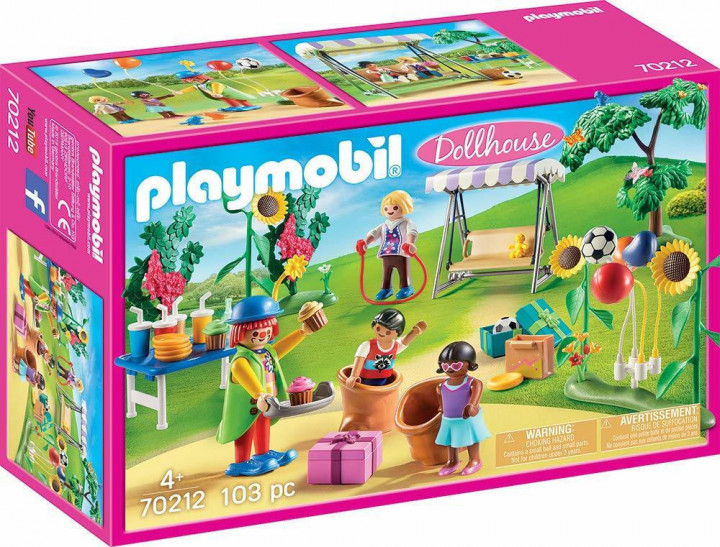 PLAYMOBIL 70212 - Παιδικό Πάρτυ Γενεθλίων