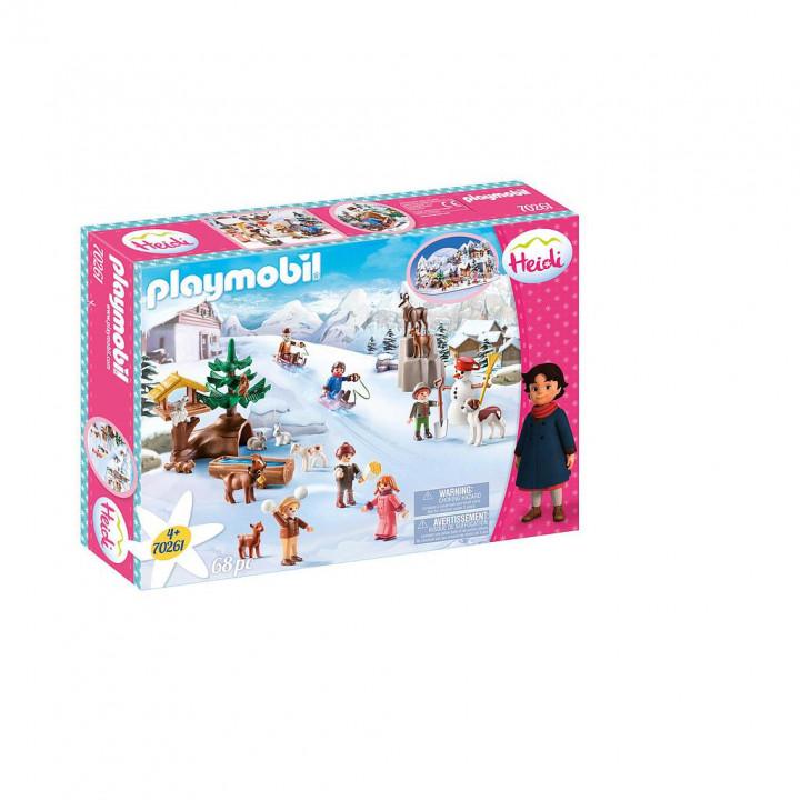 PLAYMOBIL 70261 - Ο υπέροχος κόσμος της Χάιντι
