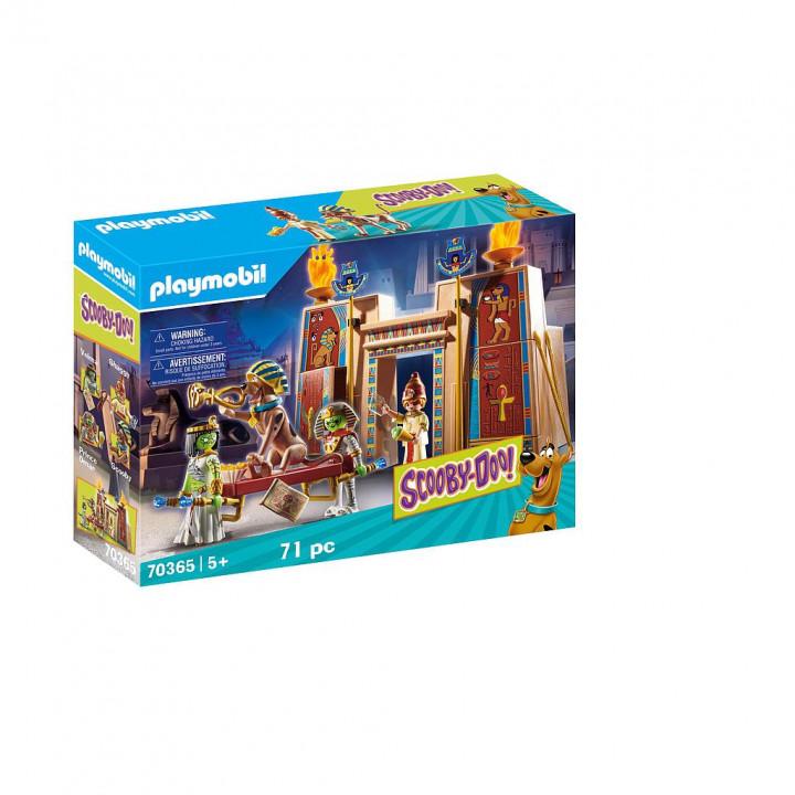 PLAYMOBIL 70365 - SCOOBY-DOO! Περιπέτεια στην Αίγυπτο