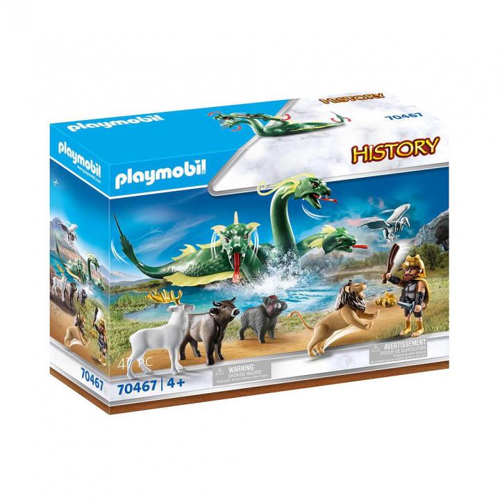 PLAYMOBIL 70467 - Οι άθλοι του Ηρακλή