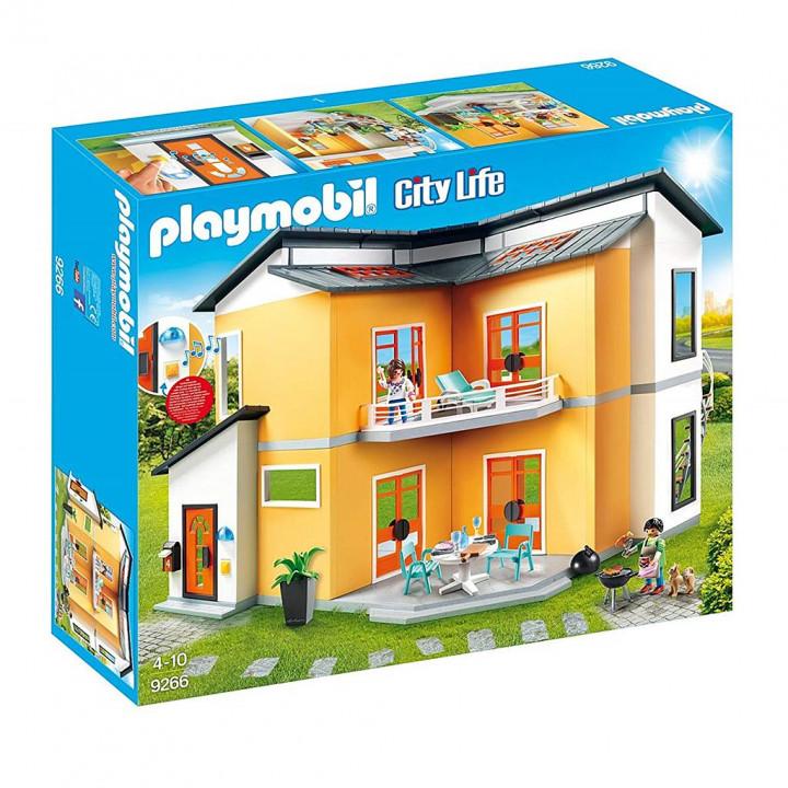 PLAYMOBIL 9266 - Μοντέρνο Σπίτι