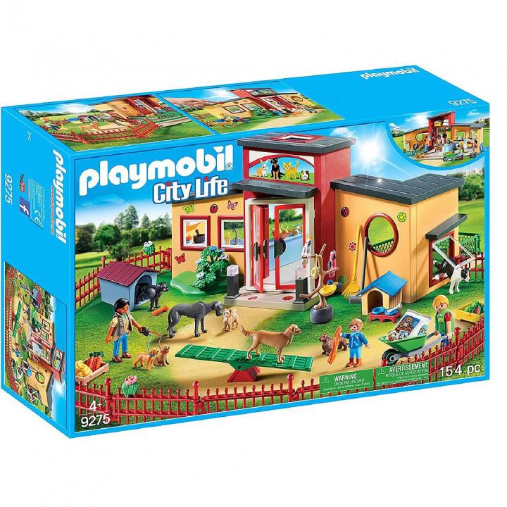 PLAYMOBIL 9275 - Ξενώνας μικρών ζώων