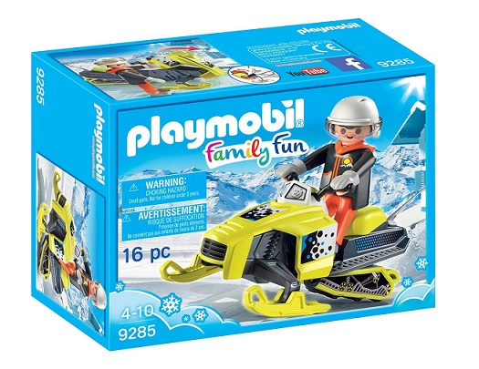 PLAYMOBIL 9285 - Snowmobile