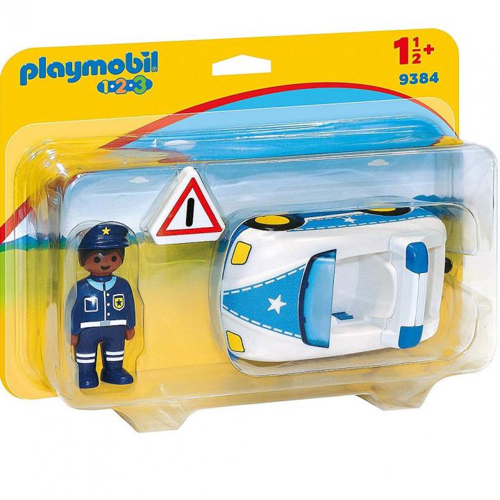PLAYMOBIL 9384 - Περιπολικό Αστυνομίας