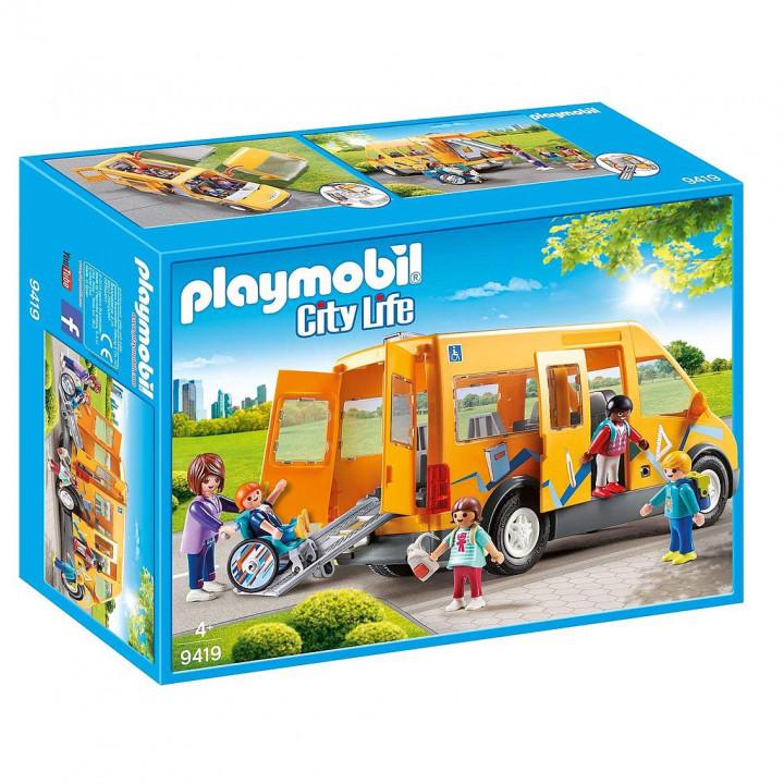 PLAYMOBIL 9419 - Σχολικό λεωφορείο