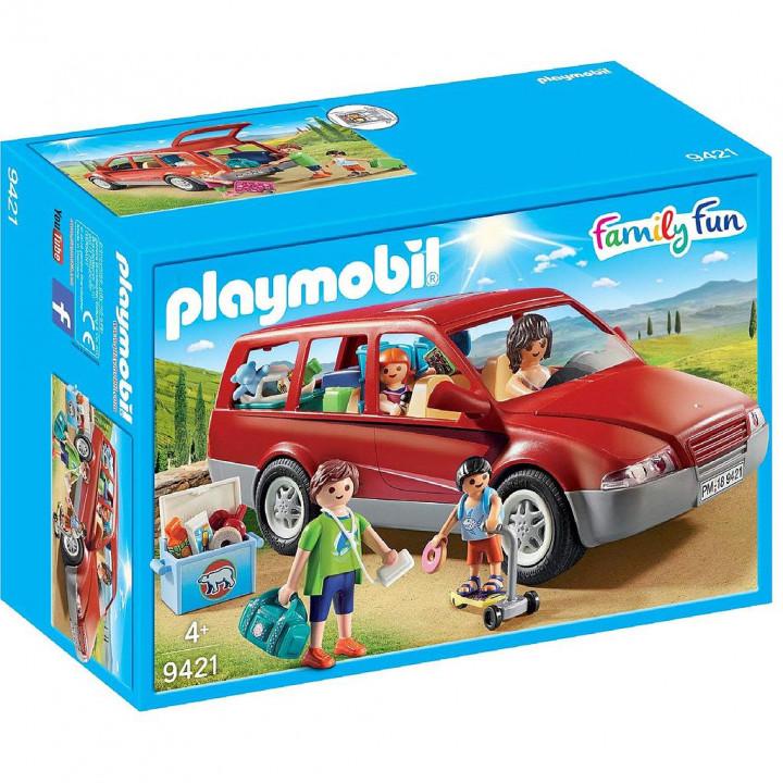 PLAYMOBIL 9421 - Οικογενειακό πολυχρηστικό όχημα