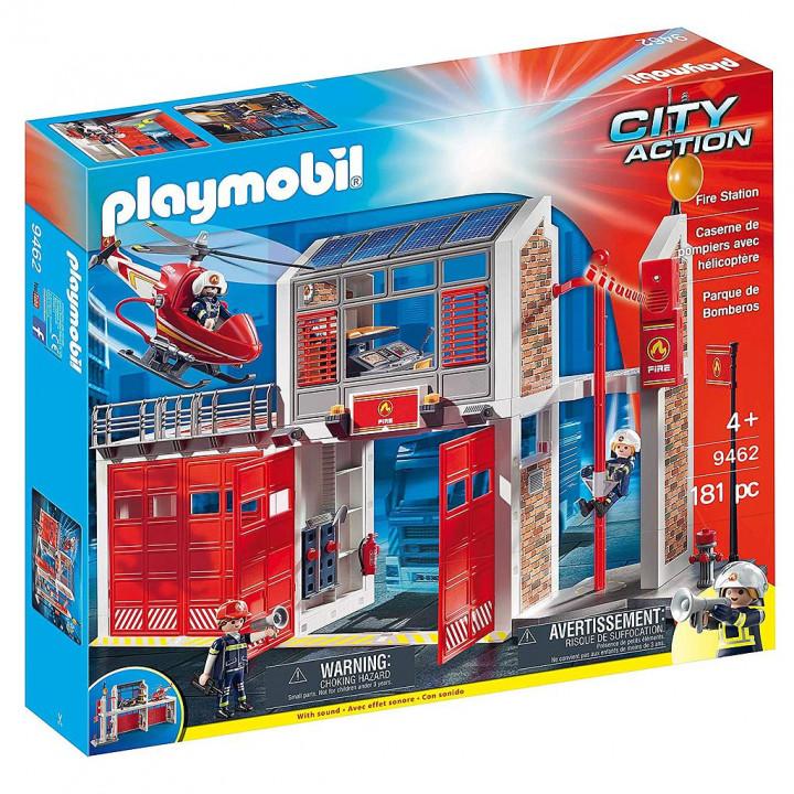 PLAYMOBIL 9462 - Μεγάλος Πυροσβεστικός Σταθμός