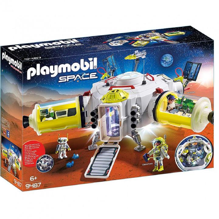 PLAYMOBIL 9487 - Διαστημικός Σταθμός στον Άρη
