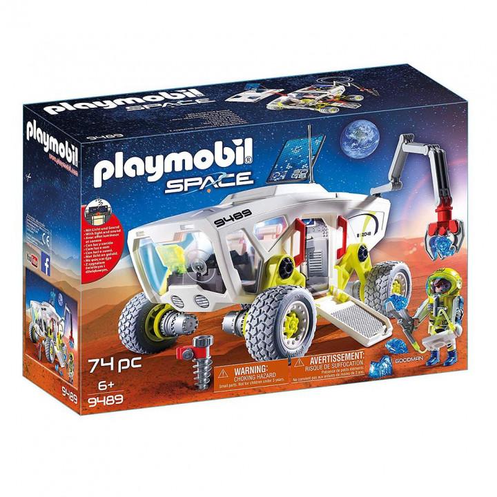 PLAYMOBIL 9489 - Διαστημικό όχημα εξερεύνησης Άρη