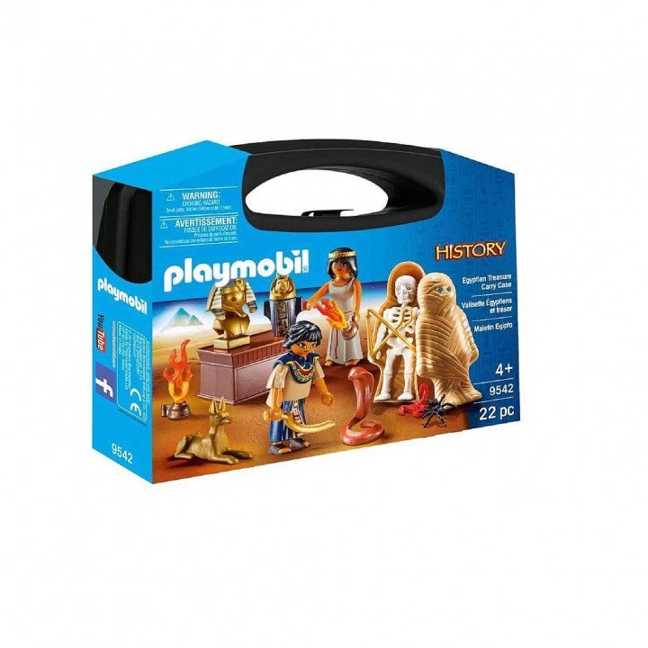 PLAYMOBIL 9542 - Maxi Βαλιτσάκι Αρχαία Αίγυπτος
