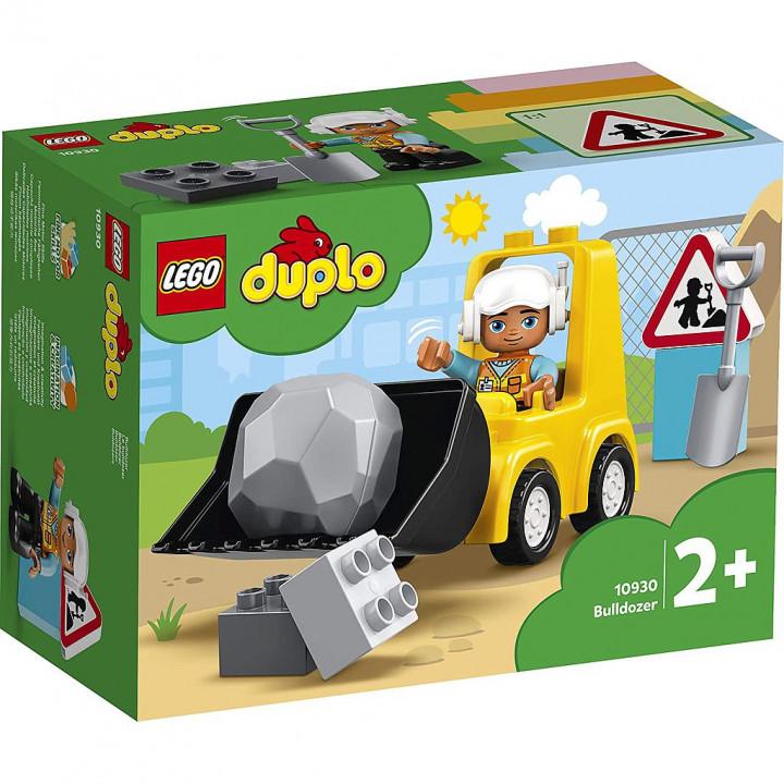 LEGO DUPLO BULLDOZER 10930