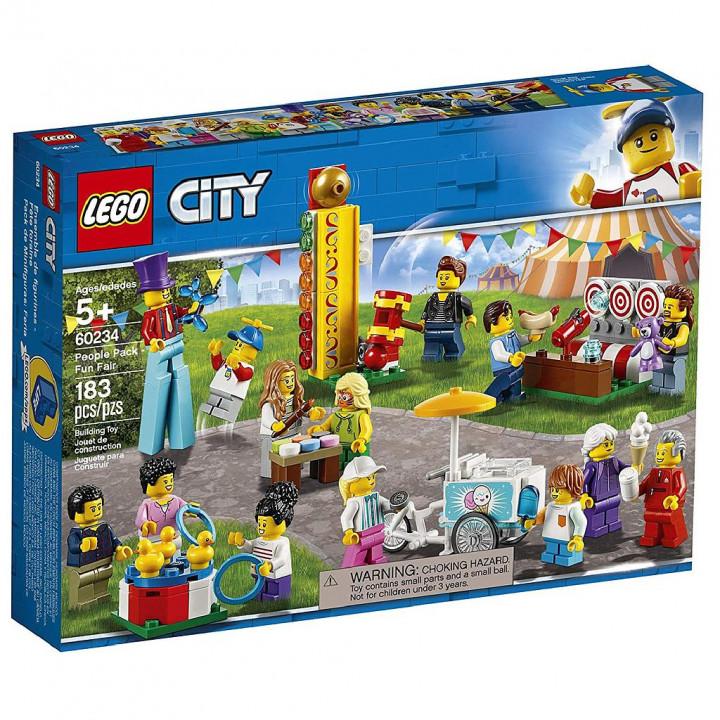 LEGO CITY People Pack – Fun Fair 60234