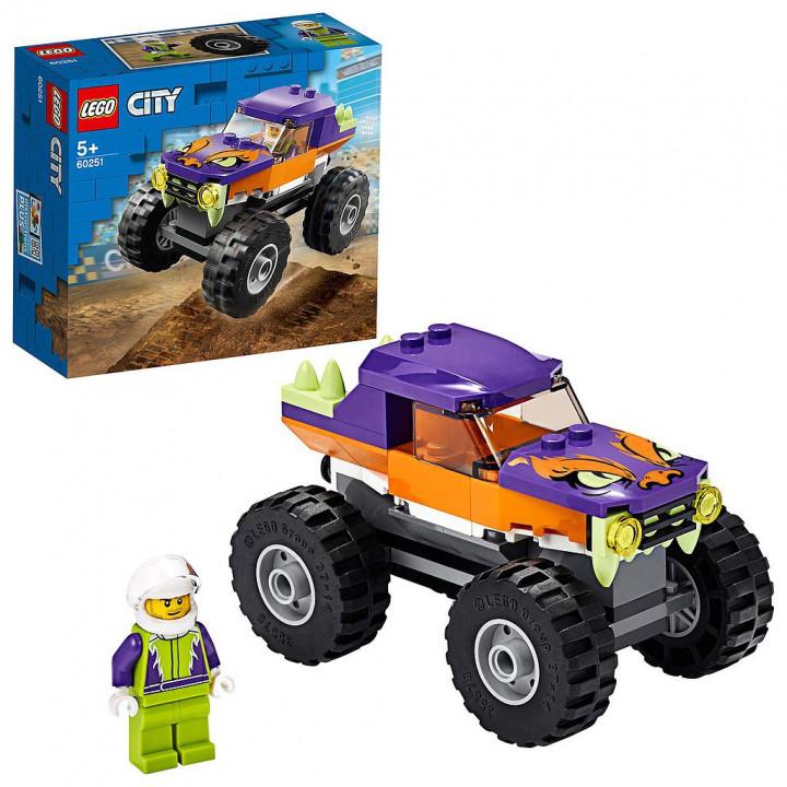 LEGO CITY Monster Truck 60251
