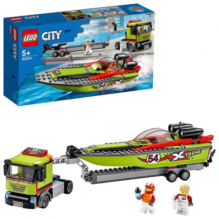 LEGO CITY GREAT VEHICLES 60254