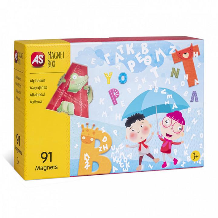 MAGNET BOX - Αλφαβήτα (64033)