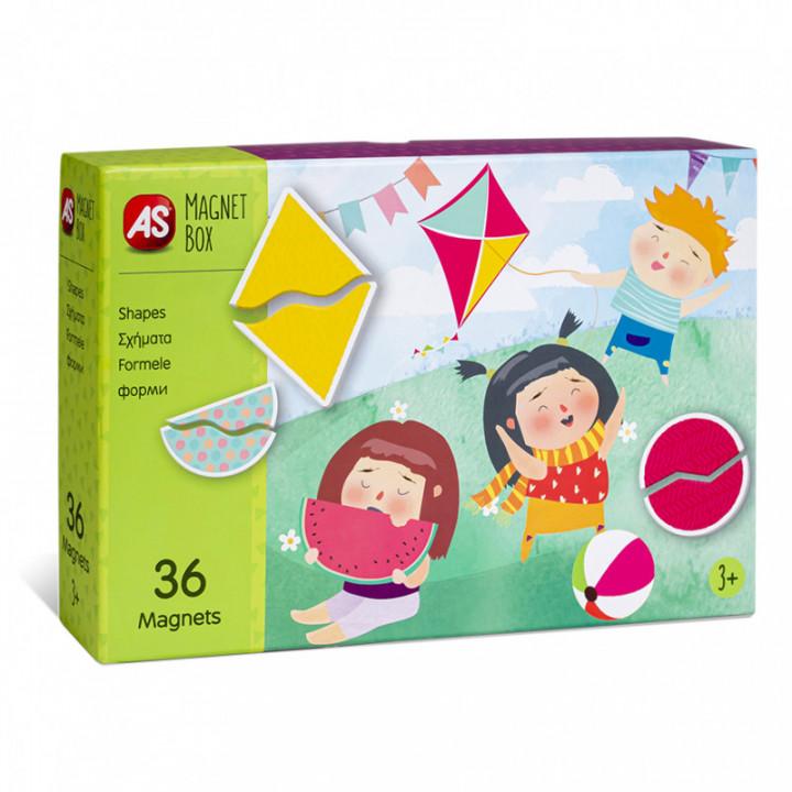 MAGNET BOX - Σχήματα (64035)