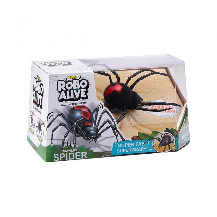 SPIDER ROBOT ALIVE