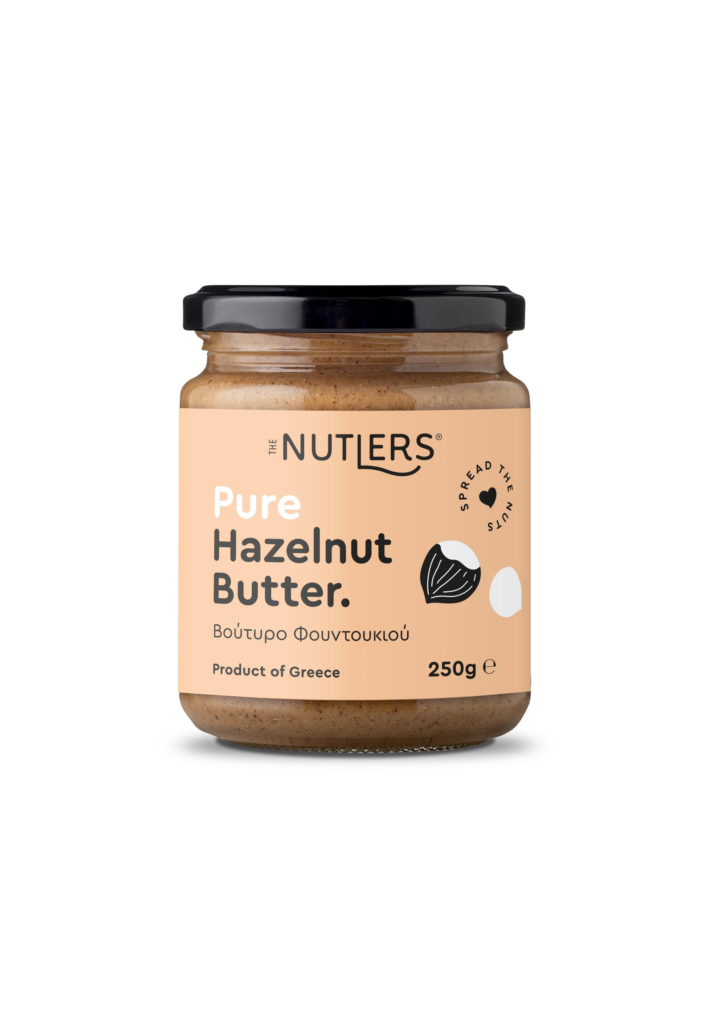 The Nutlers HAZELNUT BUTTER