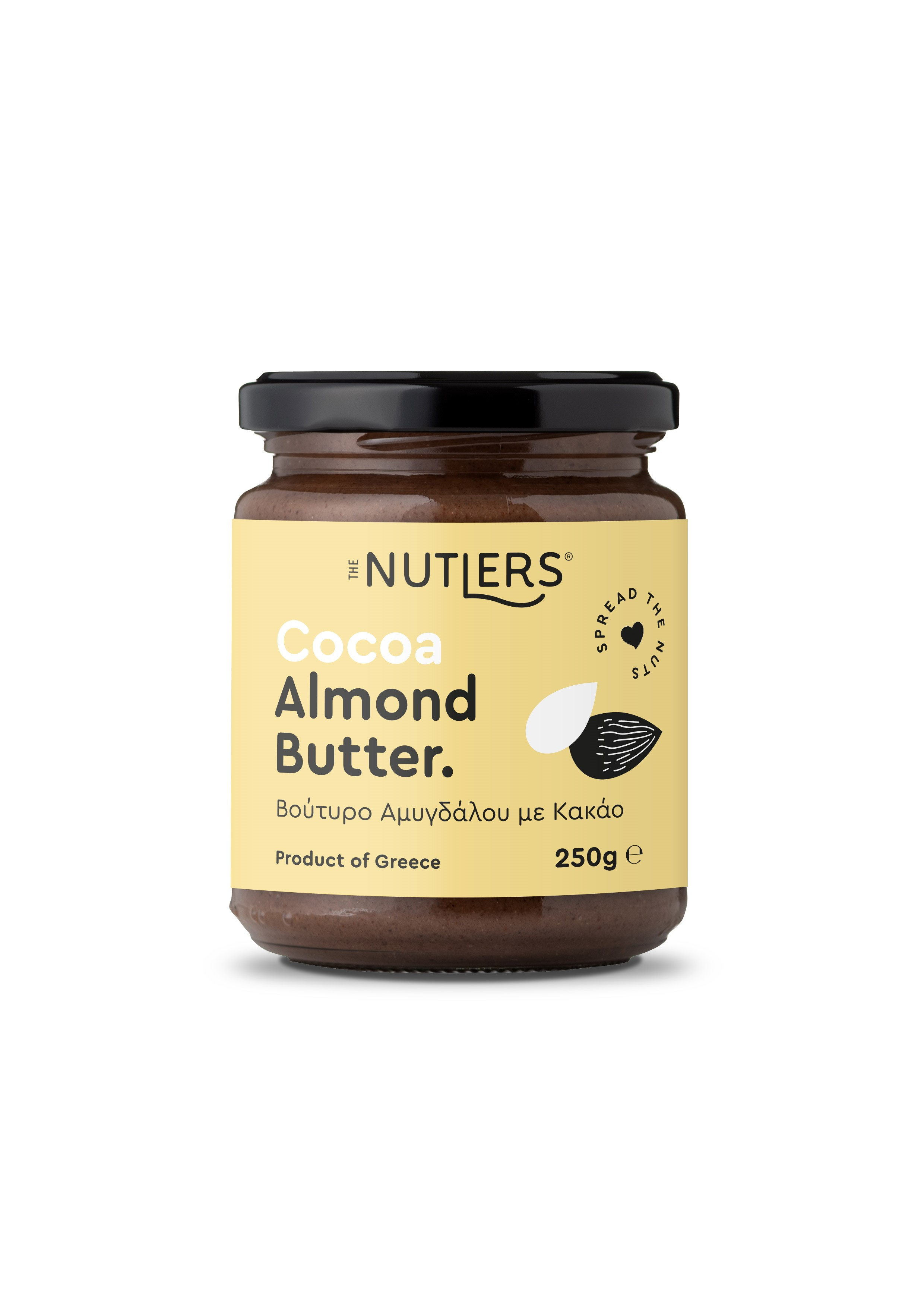 The Nutlers COCOA ALMOND BUTTER