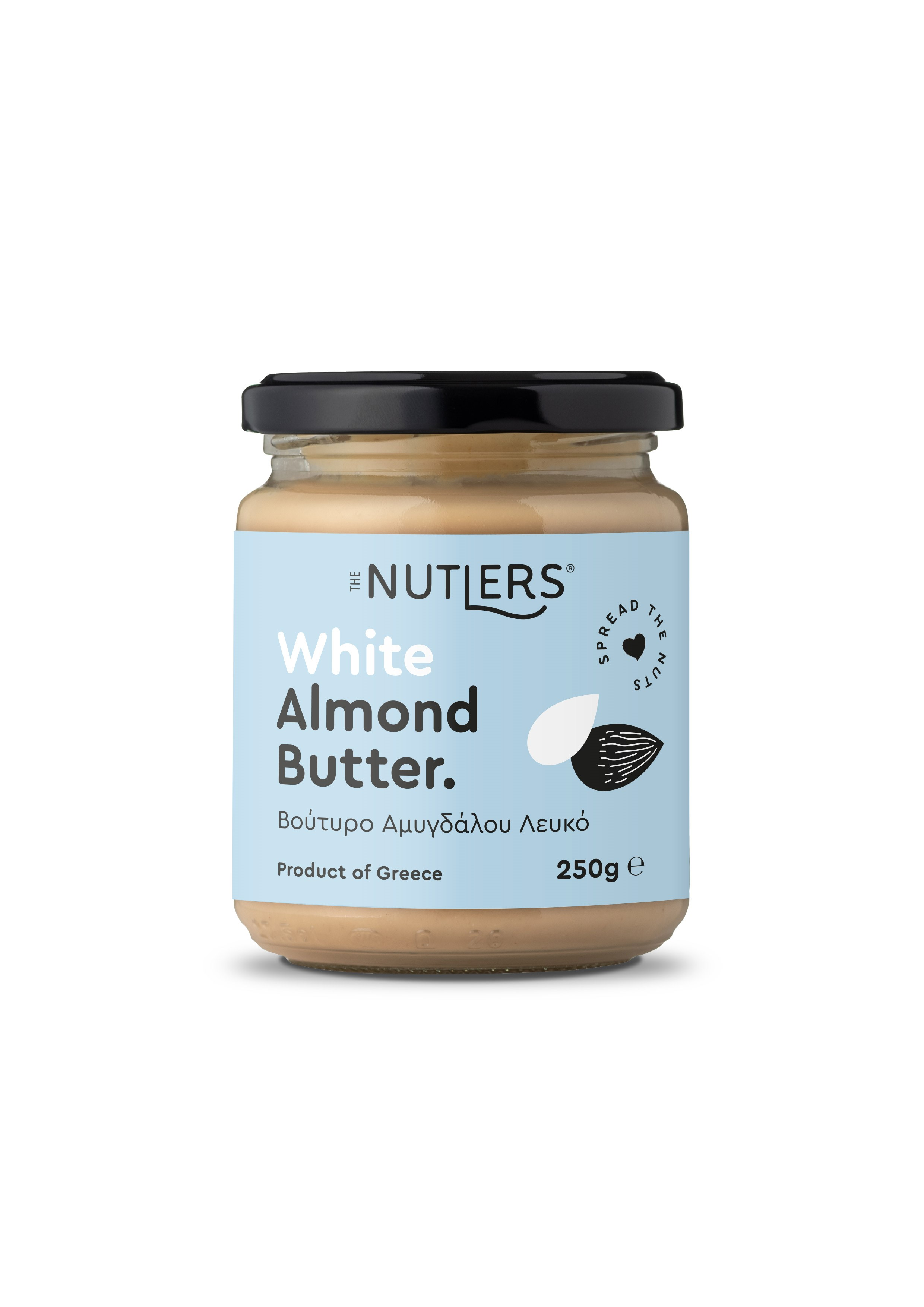 The Nutlers WHITE ALMOND BUTTER