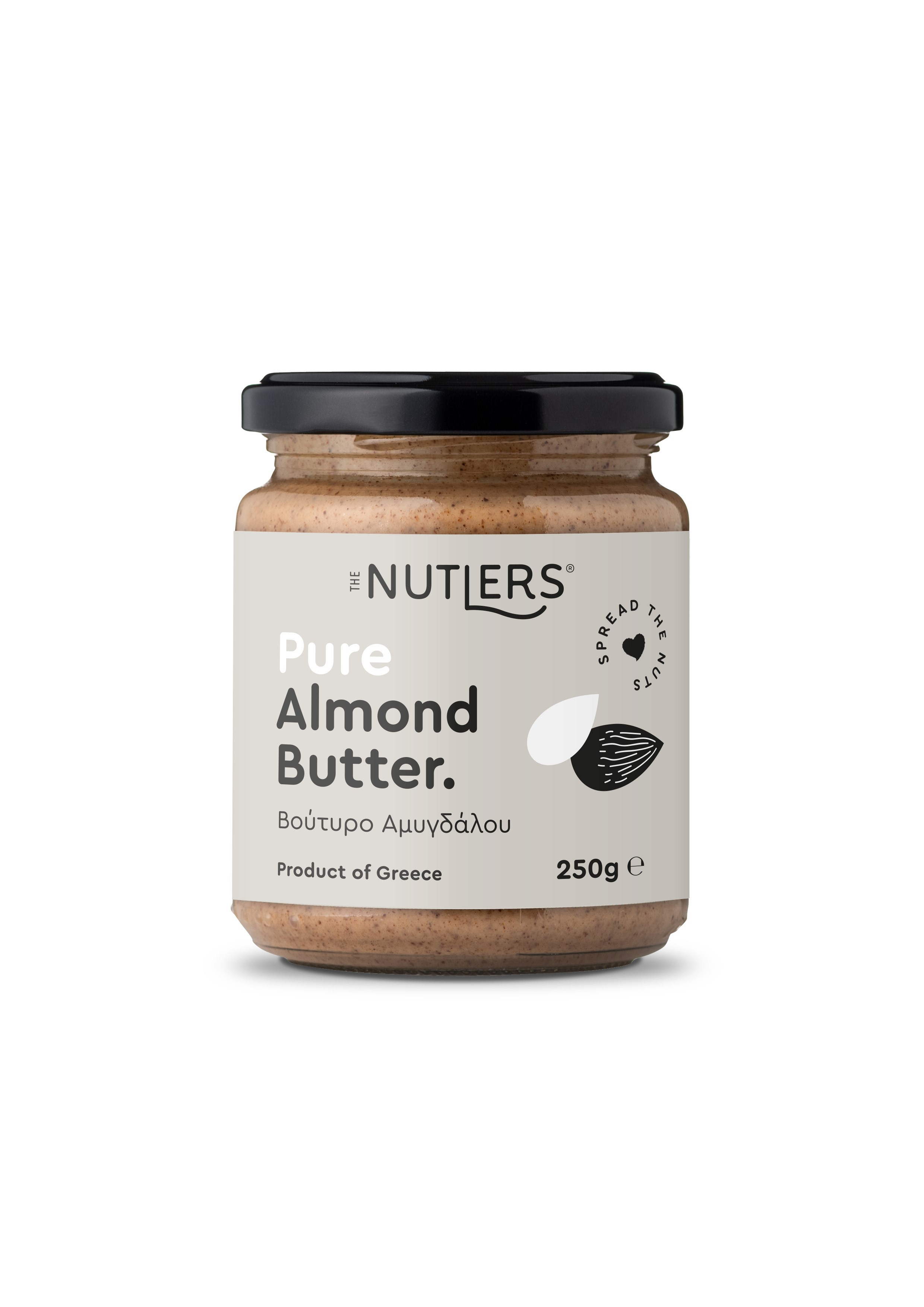 The Nutlers CLASSIC ALMOND BUTTER