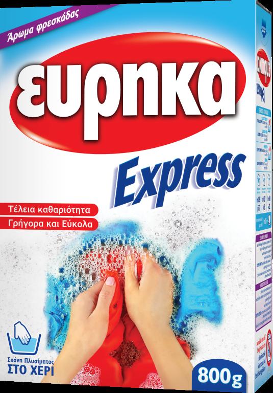EURIKA EXPRESS 800g