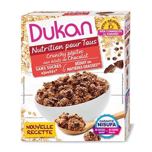 Dukan Δημητριακά βρώμης με κομμάτια σοκολάτας 350g