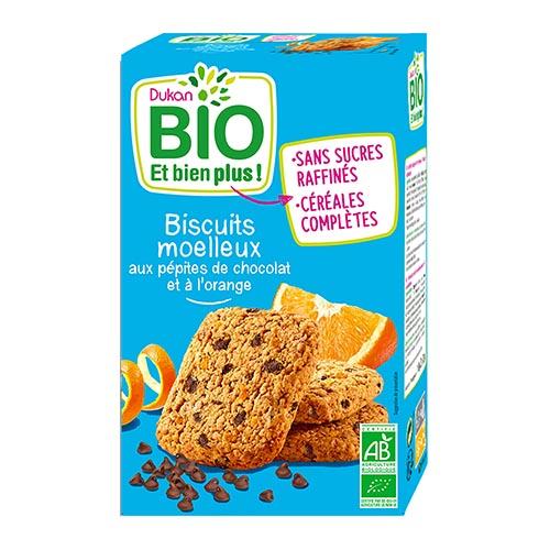 Dukan Bio Orange & Chocolate Chips 160g