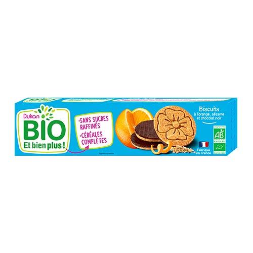 Dukan Bio Orange, Sesame & Dark Chocolate 160g