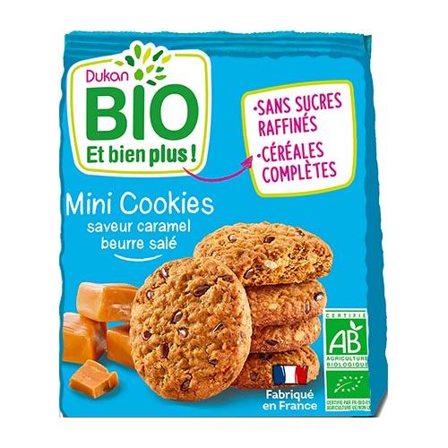 Dukan Bio Caramel Flavor Organic Mini cookies 120g