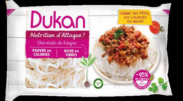 Dukan Veggie Konjac noodles in vegetable broth 280g