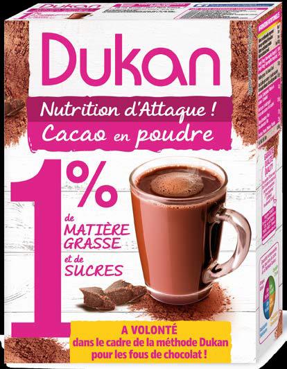 Dukan Cocoa Powder 200g
