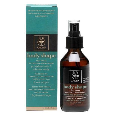 Apivita Body Shape Body Massage Oil 100ml