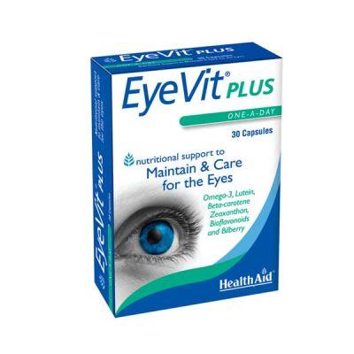 Health Aid Eye Vit Plus 30 Capsules