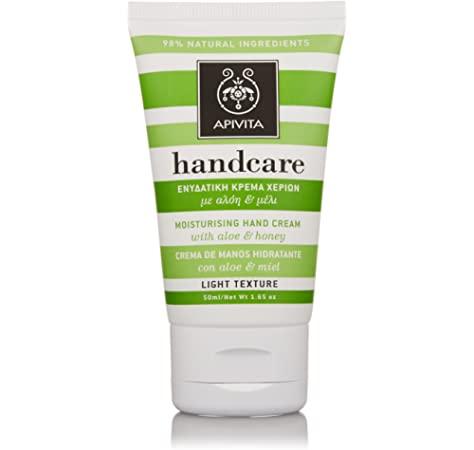 Apivita Handcare Moisturising Cream with Aloe & Honey 50ml