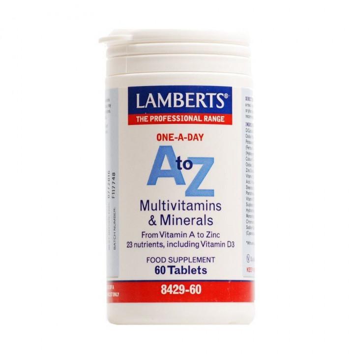 Lamberts A-z Multi Vitamins Tabs 30