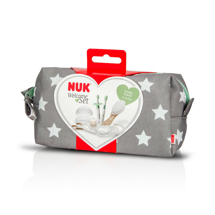 Nuk Baby Care Welcome Set