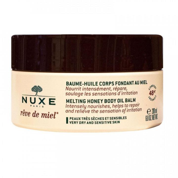 Nuxe Reve de Miel Honey Body Oil Balm 200ml
