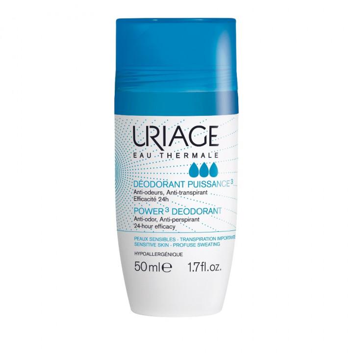 Uriage Power3 Deodorant Roll 50ml